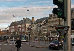 La Ville de Strasbourg se penche sur le stationnement