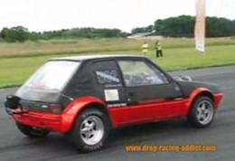 Vidéo : La 205 moteur Supra roule enfin !!