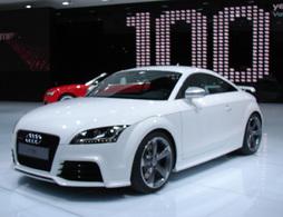 Audi TT RS en direct de Genève : le TT ultime