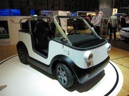 Un nouveau véhicule électrique : l'e'mo