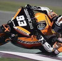 Moto 2 - Qatar: Marc Marquez sur orbite