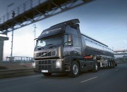 Volvo Trucks va diminuer ses émissions de CO2 d'ici 2010