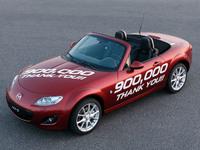 Record encore : 900.000 Mazda MX-5 produites