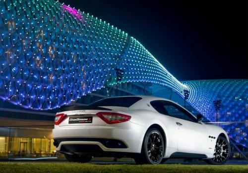 Maserati GranTurismo S MC Sport Line Limited Edition : réservée au moyen orient