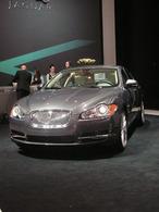 Genève 2009: Un nouveau diesel pour la Jaguar XF
