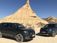 Comparatif vidéo - Seat Tarraco vs Peugeot 5008 : duel au soleil