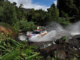 IRC/Açores: Mikkelsen et Skoda s'imposent