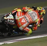 Moto GP - Qatar: Valentino Rossi a bien failli jeter l'éponge en plein Grand Prix