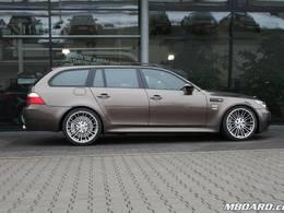 [Vidéo] Mieux que la Veyron, 359 km/h en BMW M5 Hurricane RS en Allemagne
