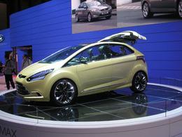 Genève 2009: Le Ford Iosis Max Concept ouvre la voie