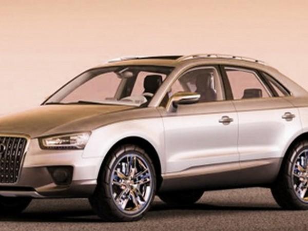 Audi : bientôt un concurrent pour le BMW X6 ?