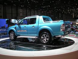 Genève 2009: Le Ford Ranger évolue