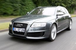 Audi RS6 Digi-tec : 630 chevaux sans forcer..