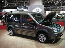 Genève 2009: Ford Tourneo connect BEV Concept