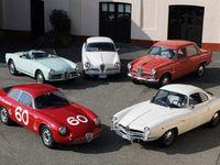 Alfa Romeo Giulietta: 60 ans de bons et loyaux services