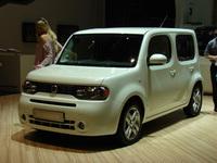 Genève 2009 : Nissan Cube: il arrive enfin en France !