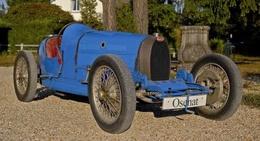 Une Bugatti type 37A Grand Prix exceptionnelle aux enchères le 13 décembre