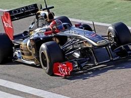 Lotus Renault et Kubica se distinguent