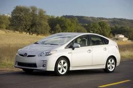 La Toyota Prius III décroche le Grand Prix Auto Environnement 2009 de MAAF