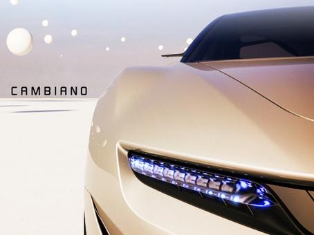 Concept Pininfarina Cambiano : une hybride utilisant une turbine