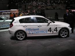 Nouvelle BMW 116d: sobriété revendiquée