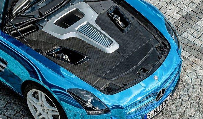 Mercedes : six modèles électriques au programme