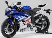 Yamaha : R1 et R6 Replica Moto GP