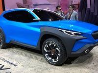 Subaru Viziv Adrenaline Concept : la future XV - en direct du Salon de Genève 2019