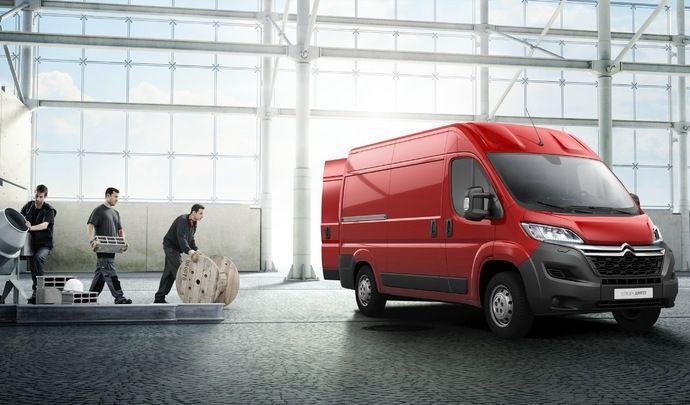 Citroën : le BlueHDI sur un utilitaire