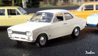 Miniature : 1/43ème - FORD Escort Twin Cam