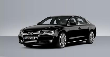 Configurez votre nouvelle Audi A8
