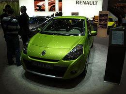 Renault Clio 3 restylée en direct de Genève