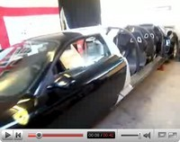 La vidéo du jour : Ferrari F360 Modena limousine