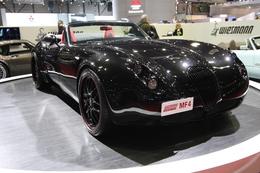 Wiesmann : Roadster MF 3 et MF 4, GT MF 4 et MF 5