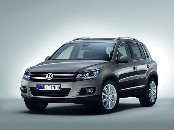 nouveau vw tiguan cette fois c 39 est officiel. Black Bedroom Furniture Sets. Home Design Ideas