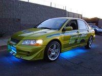 La Mitsubishi Lancer Evo VII de Paul Walker à vendre