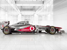 F1 - McLaren présente la MP4-26