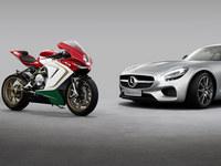 Mercedes fait son entrée dans la moto en devenant nouvel actionnaire de MV Agusta
