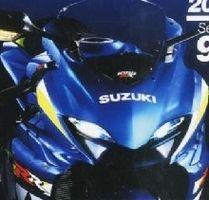 Nouveauté - Suzuki: deux phares pour la nouvelle GSX/R ?