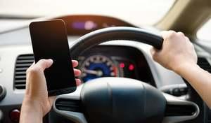 Le fléau du smartphone au volant, pire que ce que l'on pensait ?