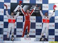 GP d'Australie : la joie n'est pas totale au sein de la Scuderia Ferrari