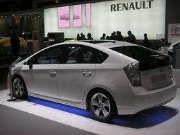 Nouvelle Toyota Prius: Première européenne