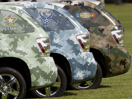Des véhicules à pile à combustible pour l'armée américaine