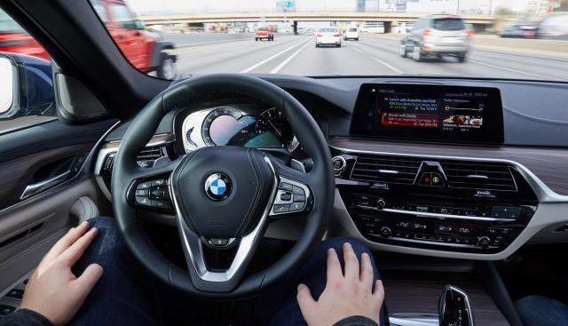 BMW moins pressé que les autres pour la voiture autonome sur autoroute