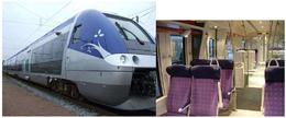 La Bretagne a accueilli le train hybride Bibi