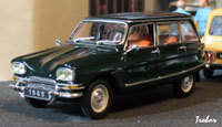 Miniature : CITROËN Ami 6 break Club
