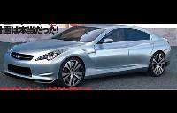 Infiniti GT-R coupé 4 portes: on remet ça!