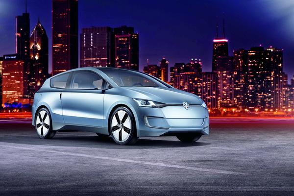 Los Angeles 2009 : VW Up! Lite Concept, sobriété et espace