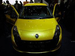 Renault Clio RS : radicale