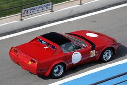 Photos du jour : Ferrari 365 GTB/4 Michelotti Nart spider